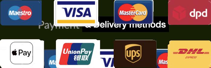 Cпособы оплаты