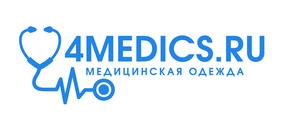 Интернет-магазин медицинской одежды 4medics.ru