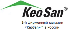 KeoSan Water Purifying System / Store in Russia
