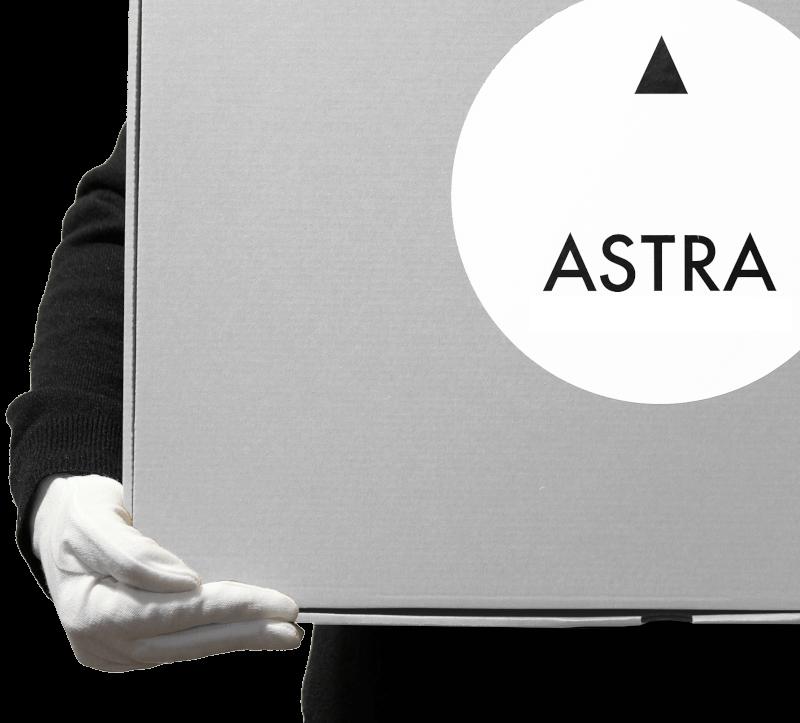 Надежная упаковка ASTRA